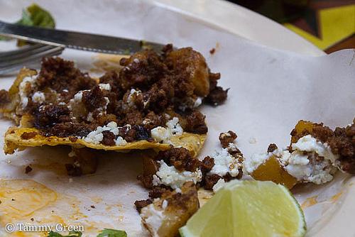 Taco Aftermath