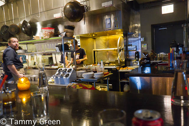View from the Counter | Fat Rice