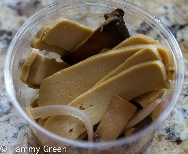 Smoky Tofu & Mushroom | Fat Rice