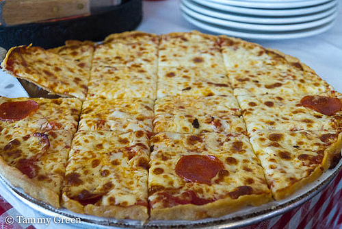 Thin Crust from Pizano\'s