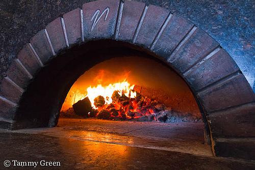Oven at Coalfire