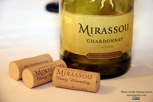 Mirassou is the oldest winemaking family in the country.