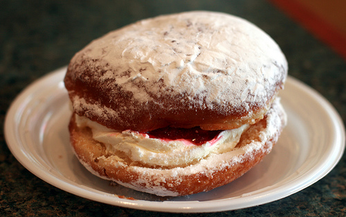 Time for paczki!
