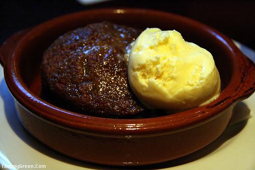 Prairie Fire | Toffee Date Cake