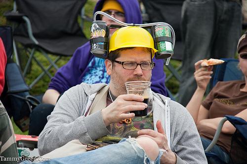 Efficient Drinking