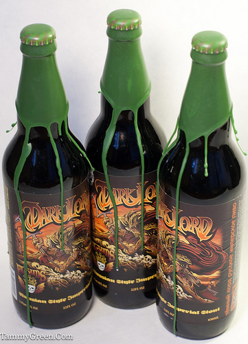 Dark Lord Bottles