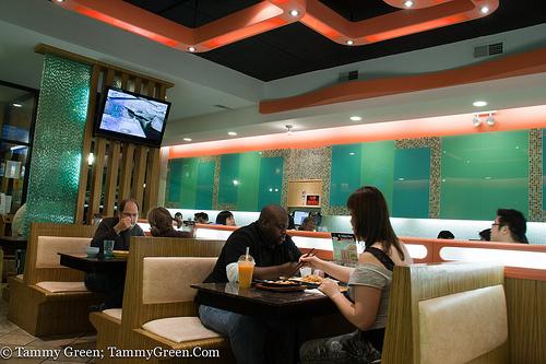Chi Cafe | Interior