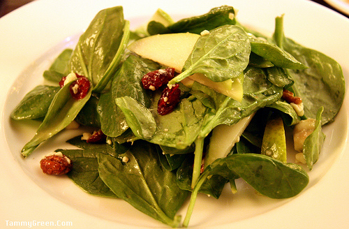 Feast | Spinach Salad