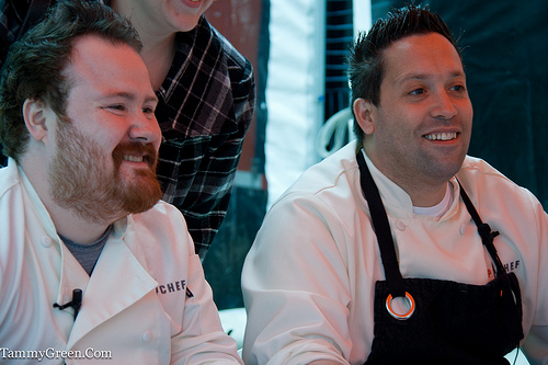 Kevin Gillespie | Mike Isabella | Top Chef