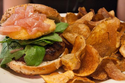 Black Earth Burger | Goose Island Clybourn