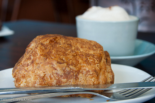 Chocolate Croissant   Fritz Pastry