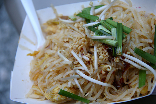 Pad Thai | Asian American Festival