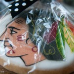 Blackhawks Cookie | Sarah's Pastries