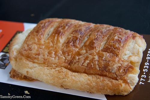 Bulldog Bakery Croissant