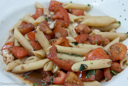Pazzo's Penne