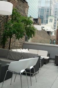 Epic patio