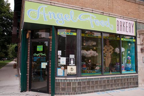 Angel Food Bakery Exterior