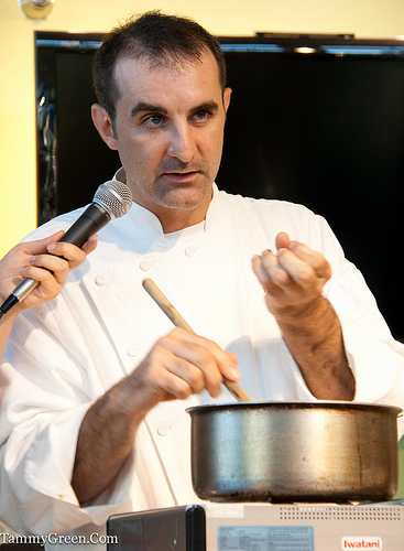 Chef Tony Priolo