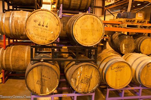 3 Floyds | Wooden Barrels
