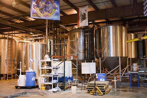 Three Floyds Fermentors
