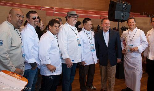 Mayor + Chefs