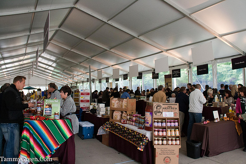 specialty food pavilion