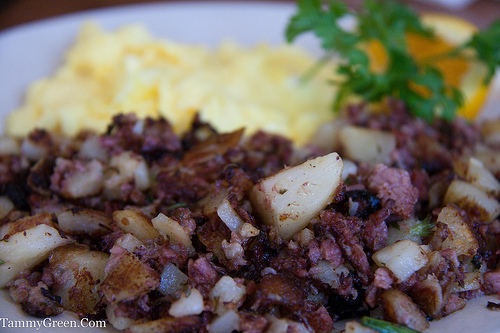 Eggs & Hash | Tre Kronor