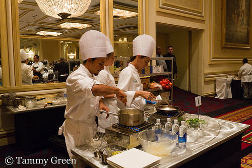 Top Student Chef Competition