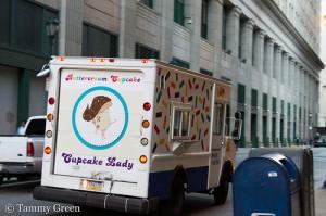 Buttercream Cupcake Truck Philadelphia