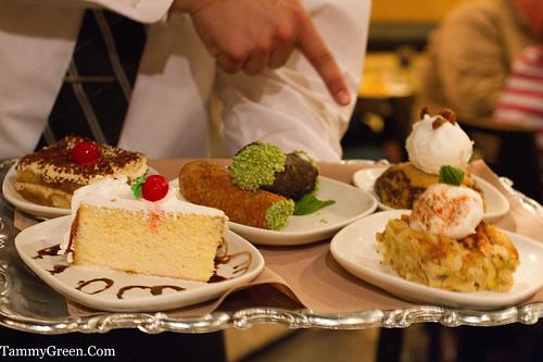 Natalino's | Dessert Tray