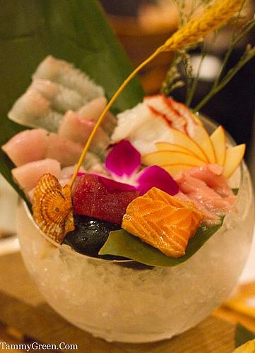 Arami | Chef's Sashimi Sampler