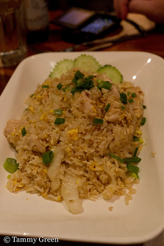 Opart Thai House | Chicken Fried Rice