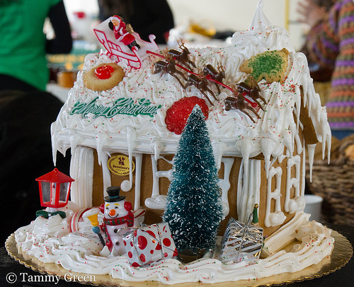 Bennison's Bakery | Gingerbread House