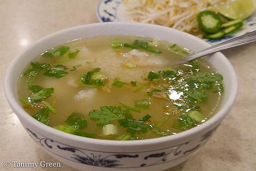 Congee | Tank Noodle