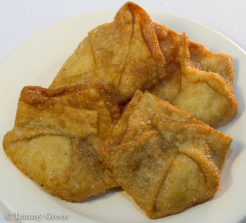 Crab Rangoon | Opart Thai House