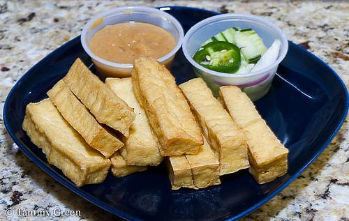 Opart Thai House | Tofu Satay