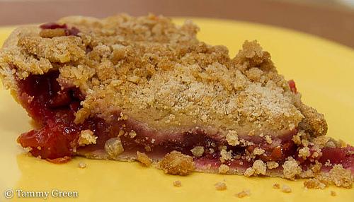 First Slice   Cherry Pie
