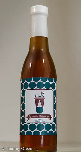 Jo Snow Syrup
