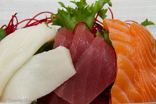 Sashimi | Sushi Luxe