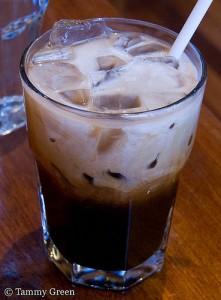 Thai Iced Coffee | Opart Thai House