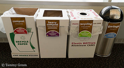 Work to Recycle