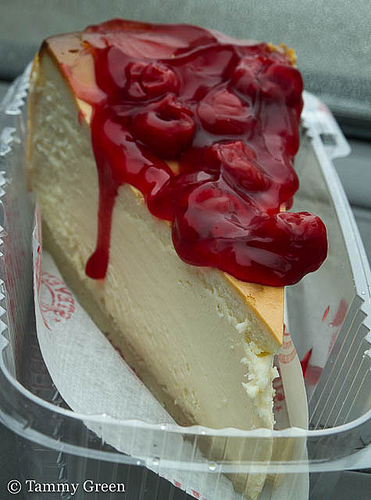 Cherry Cheesecake | Steve's Deli