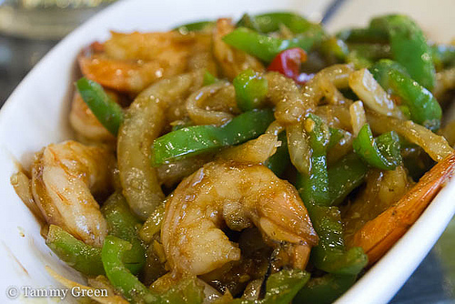 Joy Yee | Lemongrass Shrimp