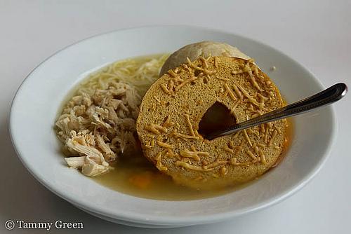 Matzo Ball Soup | Steve's Deli