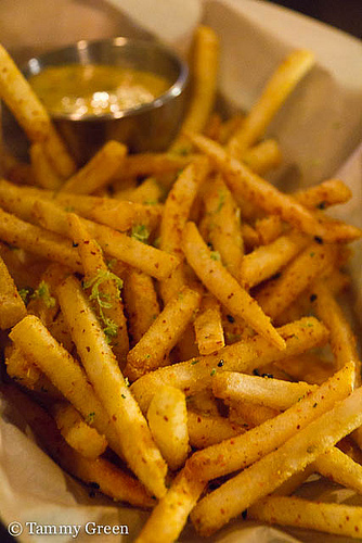 Spiced Fries | Belly Shack