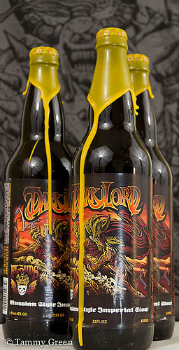 Dark Lord Day Bottles