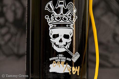 Bourbon Barrel Aged Dark Lord