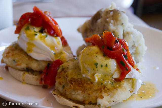 Crab Cakes | Magnolia Cafe