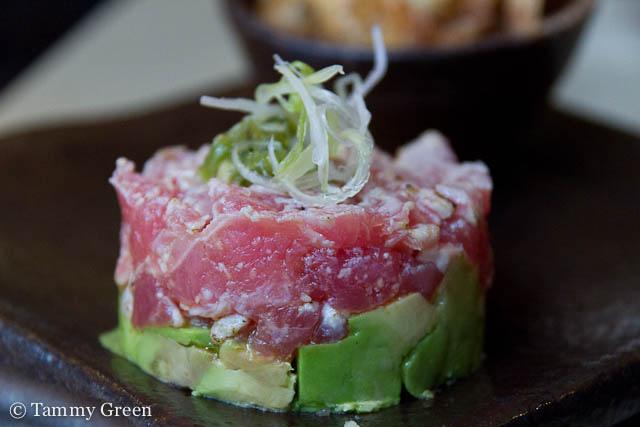 Tuna   Union Sushi and Barbeque
