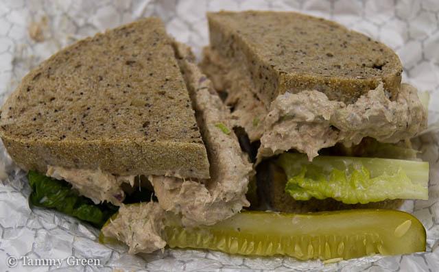 Tuna Sandwich | Eleavan